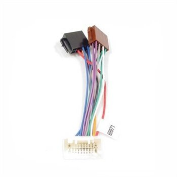 ISO Adapter Kabel - Mitsubishi