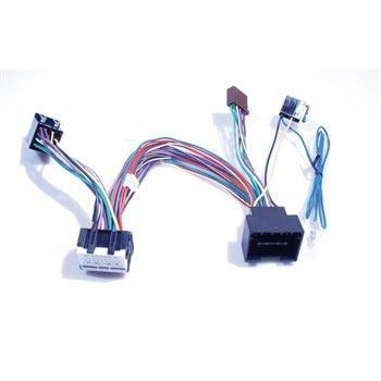 ISO2CAR Mute-adapter - Opel Insignia 2008-