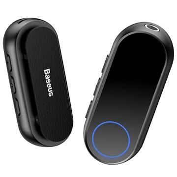 Baseus BA02 Bluetooth Mottagare med 3.5mm Ljudutgång NGBA02-01 - Svar