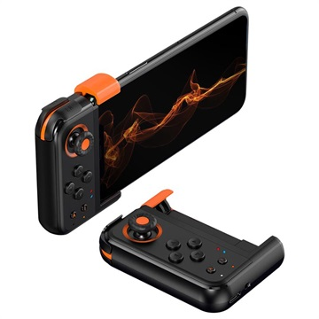 Baseus Gamo GA05 Enhands Smartphone Controller - Svart / Orange