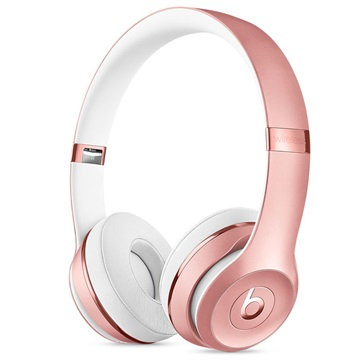 Beats by Dr. Dre Solo3 Wireless On-Ear Hörlurar - Roséguld ... 3359dd6337a3b