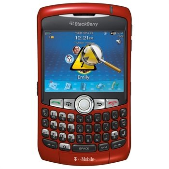 BlackBerry Curve 8320 Diagnostisera
