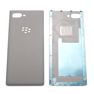 BlackBerry KEY2 Batterilucka - Svart