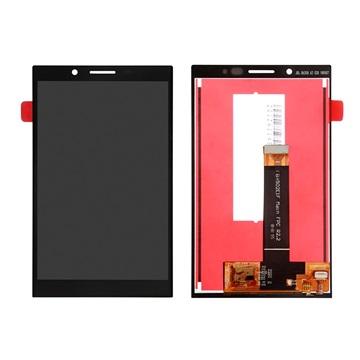 BlackBerry Key2 LE LCD Display - Svart