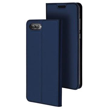 Huawei Nova 2s Dux Ducis Skin Pro Flipfodral - Mörkblå