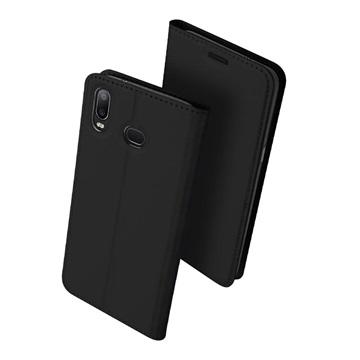 Dux Ducis Skin Pro Samsung Galaxy A6s Flipfodral - Svart