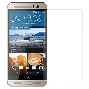 HTC One M9+ Härdad Glasskyddsfilm