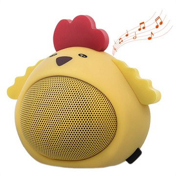 Forever Sweet Animal ABS-100 Bluetooth Högtalare - Chicky