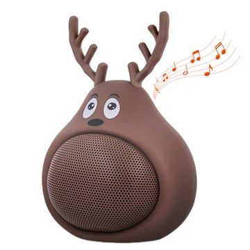 Forever Sweet Animal ABS-100 Bluetooth Högtalare - Frosty