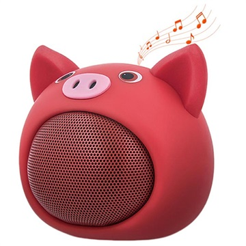 Forever Sweet Animal ABS-100 Bluetooth Högtalare - Nasse