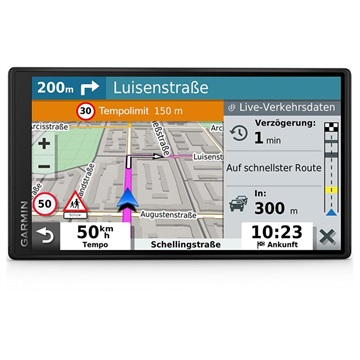 Garmin DriveSmart 55 MT-D Bilnavigator - Europakartor