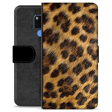 Huawei Mate 20 Premium Plånboksfodral - Leopard