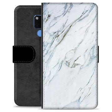 Huawei Mate 20 Premium Plånboksfodral - Marmor
