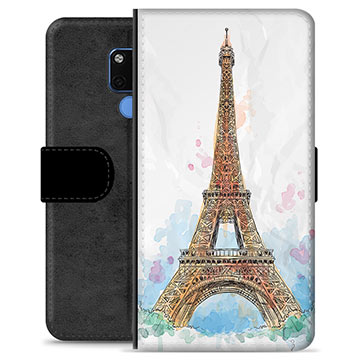 Huawei Mate 20 Premium Plånboksfodral - Paris