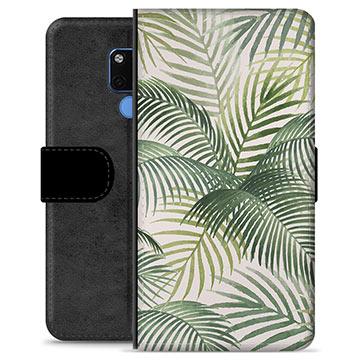 Huawei Mate 20 Premium Plånboksfodral - Tropisk