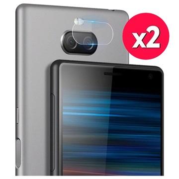 Imak HD Sony Xperia 10 Plus Kameralins Härdat Glasskydd - 2 St.