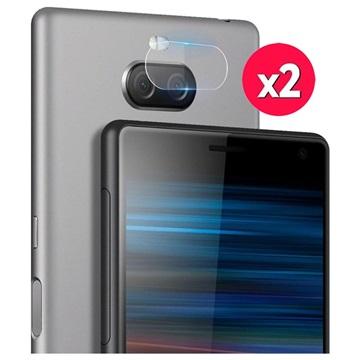 Imak HD Sony Xperia 10 Kameralins Härdat Glasskydd - 2 St.