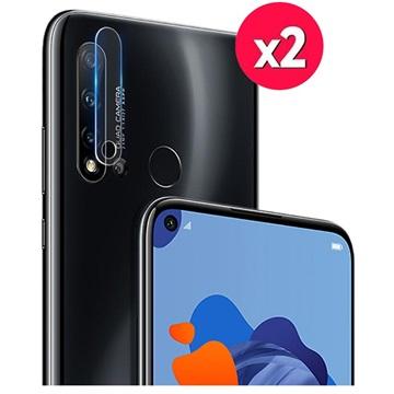Imak HD Huawei P20 Lite (2019) Kameralins Härdat Glasskydd - 2 St.
