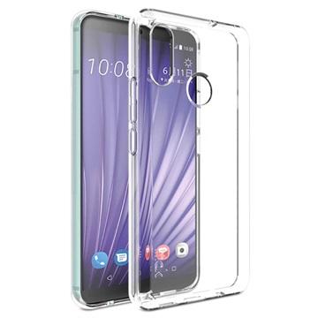 Imak UX-5 Series HTC U19e TPU-skal - Genomskinlig