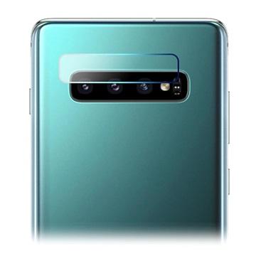 Mocolo Ultra Clear Samsung Galaxy S10 Kameralins Härdat Glasskydd