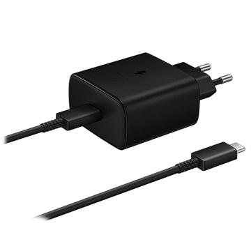 Samsung EP TA20EB USB C Snabb Reseladdare Svart