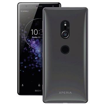 Puro 0.3 Nude Sony Xperia XZ2 TPU-skal - Genomskinlig 7124701addbe4