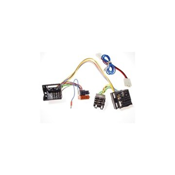 ISO2CAR Mute-adapter - Saab 9.3, 2003- Med Fakra stik