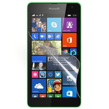 Microsoft Lumia 535, Lumia 535 Dual SIM Displayfilm - Klar