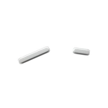 Sony Xperia XZ1 Compact Sidoknapp Set - Silver