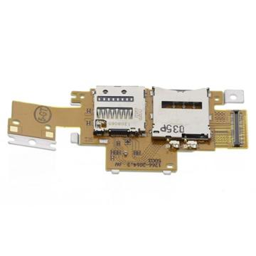 Sony Xperia Tablet Z SIM-kort läsare