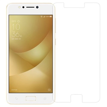 Asus Zenfone 4 Max ZC520KL Härdat Glas Skärmskydd - Kristallklar