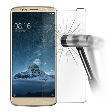 Motorola Moto E5 Plus Härdat Glas Skärmskydd - 9H, 0.3mm, 2.5D - Kla