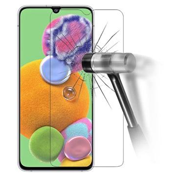 Samsung Galaxy A91 Härdat Glas Skärmskydd - 9H, 0.3mm - Klar