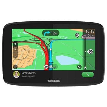 TomTom Go Essential GPS med Röststyrning - Europakartor - 6