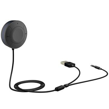 Universellt Bluetooth Handsfree för Bil - 3.5mm Kontakt
