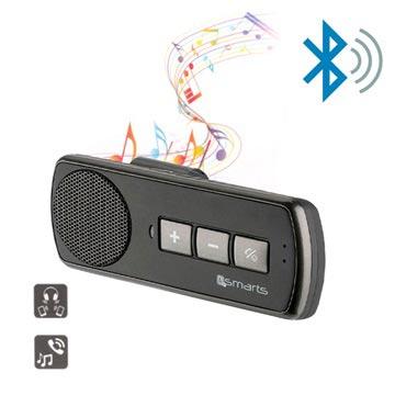 4smarts Gigatooth B5 Bluetooth Handsfree - Svart
