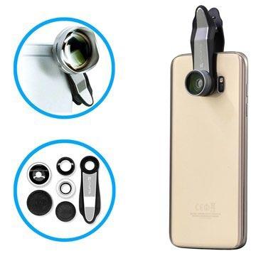 4smarts Premium Kameraobjektiv-kit