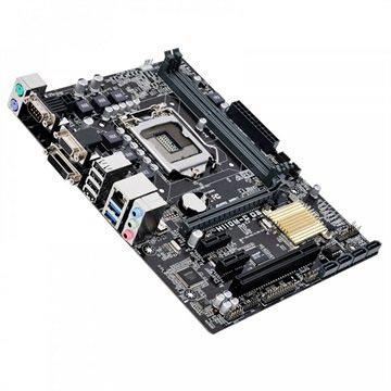 Asus H110M-C micro-ATX Moderkort
