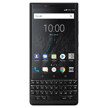 BlackBerry KEY2 - 64GB (Öppen Box - God) - Svart