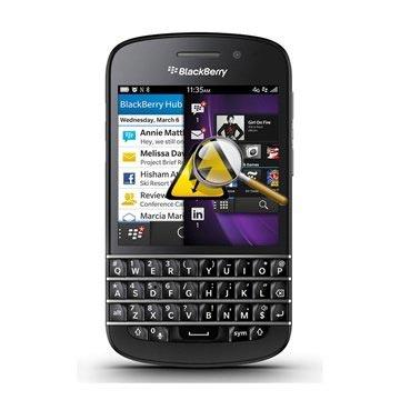 Blackberry Q10 Diagnos
