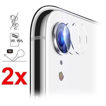 Hat Prince iPhone XR Kameralins Härdat Glasskydd - 2 St.