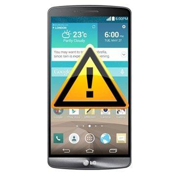 LG G3 SIM-kort och Minneskortläsare Reparation