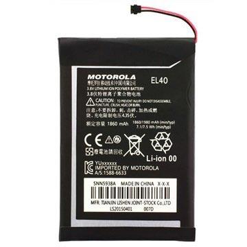Motorola Moto E, Moto E Dual SIM Batteri SNN5938A