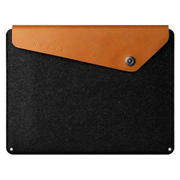 MacBook Pro Retina 13, MacBook Air 13 Mujjo Väska - Brun