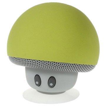 Svampformad Bluetooth Högtalare - Grön