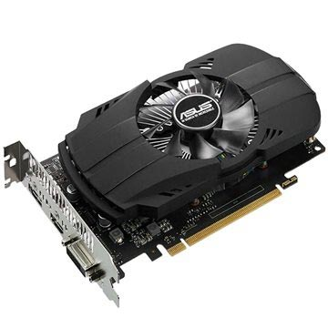 Asus GeForce GTX 1050 Ti Phoenix 4GB DDR5 Grafikkort
