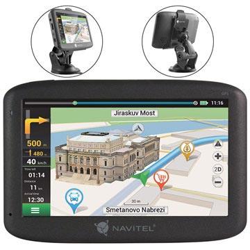 Navitel E500 GPS Navigator med Europakartor