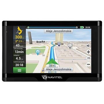 Navitel E500 Magnetisk GPS Navigator - Europakartor