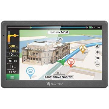 Navitel E700 Bärbar GPS Navigator - Europakartor (Öppen Box - God)