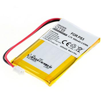 Sony PlayStation 3 Dualshock Controller OTB Batteri - 950mAh